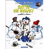 C.R.S = d�tresse, tome 9 : Battu en neige !par Raoul Cauvin