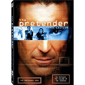 The Pretender: 2001/Pretender: Island of the Haunted [DVD] [Region 1] [US Import] [NTSC]