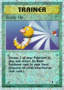 Pokemon - Scoop Up (104) - Legendary Collection