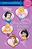 Princess Story Collection (Disney Princess) (Step into Reading) [ペーパーバック] / RH Disney (著); RH/Disney (刊)