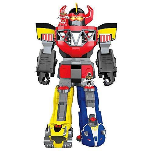 Fisher-Price Imaginext Power Rangers Morphing Megazord