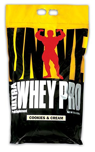 Universal Nutrition Ultra Whey Protein - 10 lb Cookies and Cream