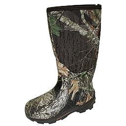 The Original MuckBoots Adult Woody Elite Boot,Mossy Oak Break-Up,13 M US Mens/14 M US Womens