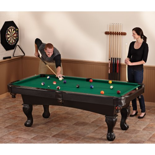 Fat cat kansas 7 foot billiard pool game table with eagle - Table baby foot billard ...