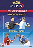 2011 Us Open Men's Semifinals: Djokovic Vs Federer [DVD] [Import]