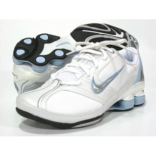 Amazon.com: Nike Shox Rhythmic Womens Shoes Size 8