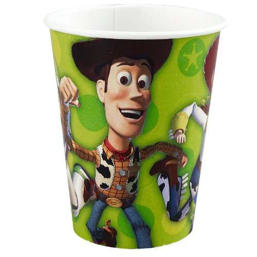 Hallmark Toy Story 3 9-oz Cups - 8 ct
