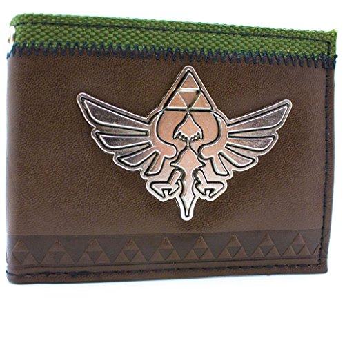 Nintendo Legend of Zelda Skyward Sword Marrone portafoglio