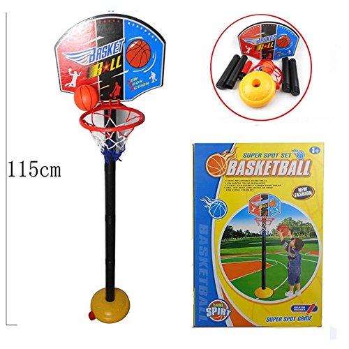 JUMUU-Basketball-games-for-kids-Adjustable-Basketball-Hoop-Set-Portable-Play-Set-Indoor-Outdoor-Sport-Toy-Game-Baby-Toddler-Train-Equipment-Black