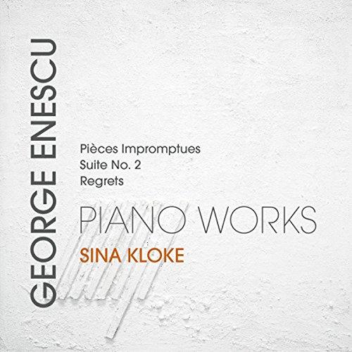 SACD : ENESCU / KLOKE - Pieces Impromptues / Suite 2 / Regrets