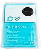 Pack Compresse Gel Chaud / Froid Réutilisable - GRAND Sac à Glaçon Premiers Soins Sport- Blessure Entorse Relaxation Glace