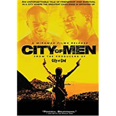 City of Men DVD cover