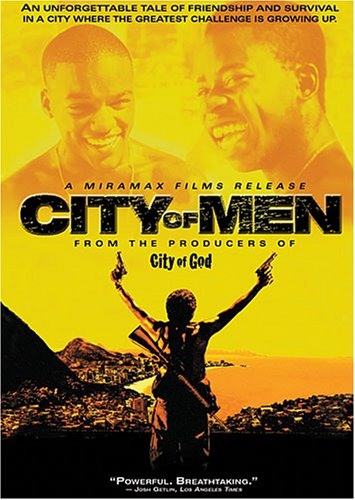 Cover art for  City of Men