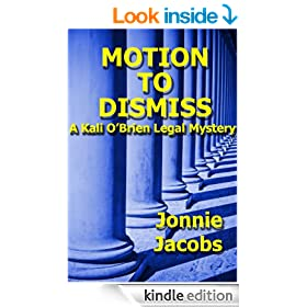 Motion to Dismiss (Kali O'Brien series Book 3)