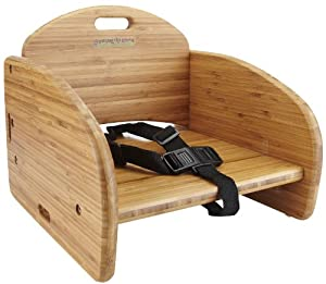 GrowingUpGreen Bamboo Booster Seat