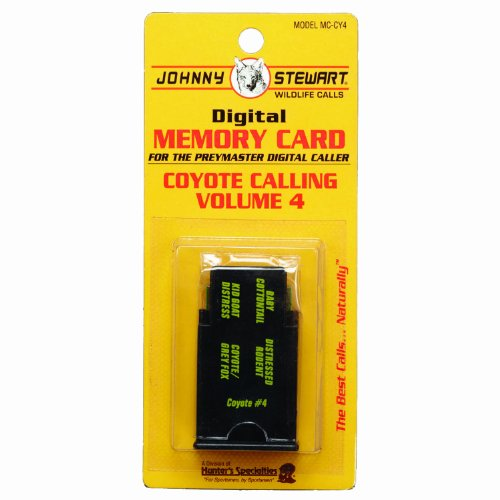 Hunters Specialties Volume 4 Coyote Calling