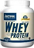 Jarrow Formulas Whey Protein, French Vanilla, 1 Pound