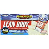 Labrada Nutrition Lean Body Ready To Drink, Zero Sugar, Vanilla Ice Cream, 17-Ounce Containers (Pack of 12)