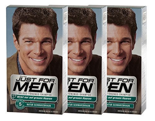 3x-just-for-men-pflege-tonungs-shampoo-schwarzbraun-je-66ml