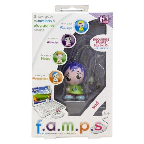 Picture of Mattel F.A.M.P.S Single Figure - Sad (B002N3I9WS) (Mattel Action Figures)