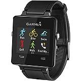 Garmin Vivoactive - Montre Connect�e Multisports avec GPS Int�gr� - Noir