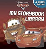 Disney Disney Cars My Storybook Library with Minnie toy. (Disney Collectible Little Lib)