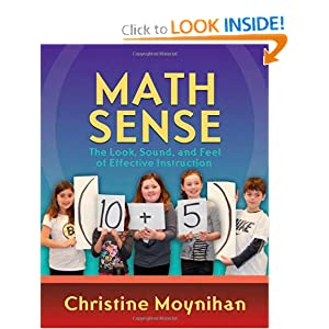 Math Sense: The Look, Sound, and Feel of Effective Instruction