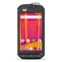CAT PHONES S60 Rugged Waterproof Smartphone with integrated FLIR camera by Caterpillar