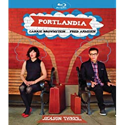 Portlandia Season 3 [Blu-ray]