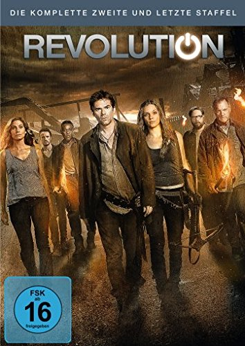 Revolution - Die komplette 2. Staffel [5 DVDs]