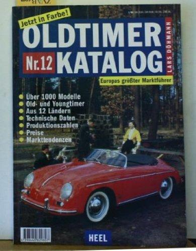 Oldtimer-Katalog Nr. 12; Europas größter Marktführer.