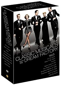 Classic Musicals from the Dream Factory, Volume 3 (Hit the Deck/Deep in My Heart/Kismet/Nancy Goes to Rio/Two Weeks with Love/Broadway Melody of 1936/Broadway Melody of 1938/Born to Dance/Lady Be Good)