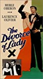 Divorce of Lady X [VHS]