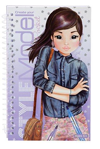 StyleModel Pocket Sketchbook