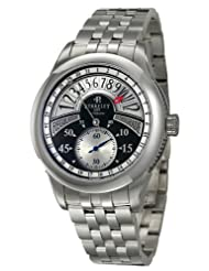 Perrelet Specialties Regulator Retrograde Men's Automatic Watch A1041-C