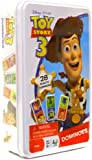 Disney / Pixar Toy Story 3 Dominoes Game In Tin