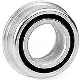 "RBC Heim Ball Bearing  RF102214  Flanged, 0.625 Bore, 1.375"" OD, 0.438"" Width"