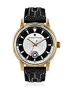 Chrono Diamond Reloj con movimiento cuarzo suizo Man 10800Gr Nereus Negro