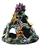 (yanzfish) 水槽 オブジェ オーナメント サンゴオブジェ 魚の隠れ家 飾り アクアリウム