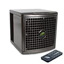 Big Sale GT1500 Professional-Grade High-Efficiency Ionic Air Purifier (Graphite)