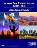img - for Arizona Real Estate License Exam Prep: All-in-One Review and Testing to Pass Arizona's Pearson Vue Real Estate Exam book / textbook / text book