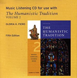 : Music Listening CD 2 THT 5e (9780072910179): Gloria K. Fiero: Books