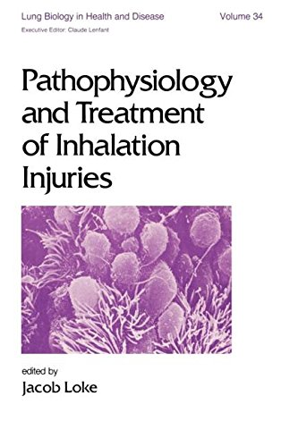 Pathophysiology and Treatment of Inhalation Injuries (Lung Biology in Health and Disease)