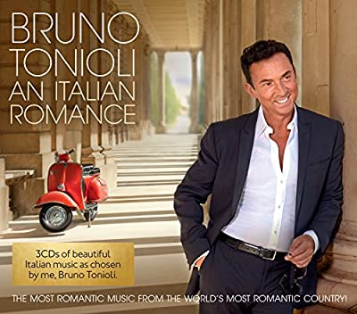 Bruno Tonioli An Italian Romance