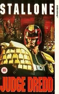 Judge Dredd [VHS] [1995]