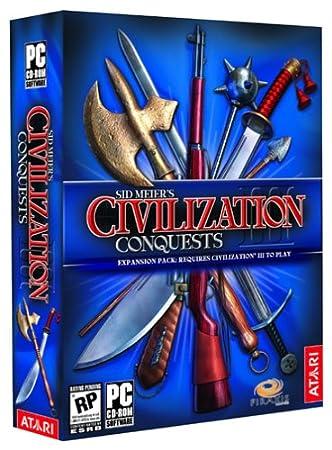 Civilization 3: Conquests Expansion Pack