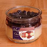 Hanna's Blueberry Cheesecake Soy and Jel Candles