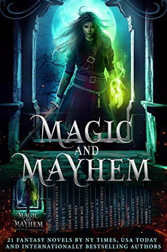 Magic And Mayhem Boxed Set by Jasmine Walt & Others ebook deal