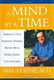 A Mind at a Time (0743202228) by Levine, Melvin D.