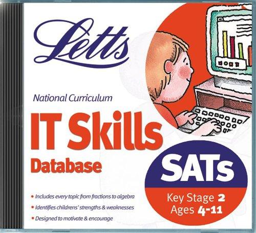 Letts Key Stage 2 IT Skills : Database